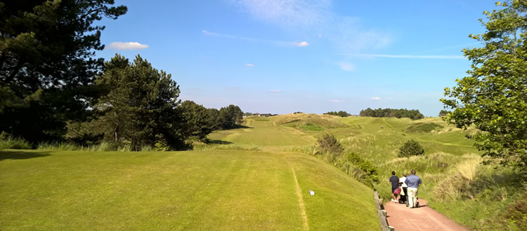 links-golf-cuphillside